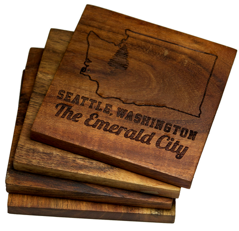 Seattle, Washington: The Emerald City Coasters