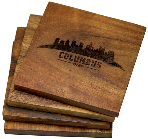 Columbus, Ohio Skyline Coasters