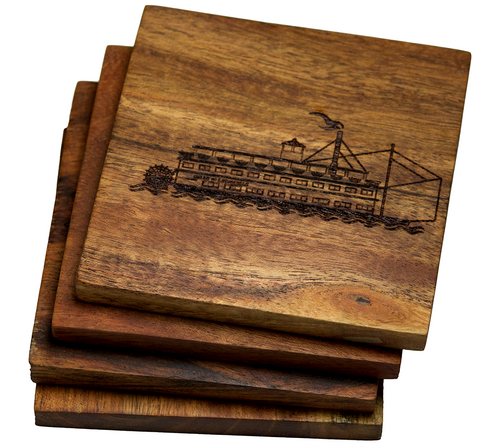 Belle of Louisville Coasters (Kentucky)