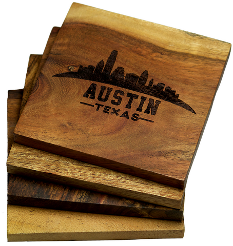 Austin Texas Skyline Coaster