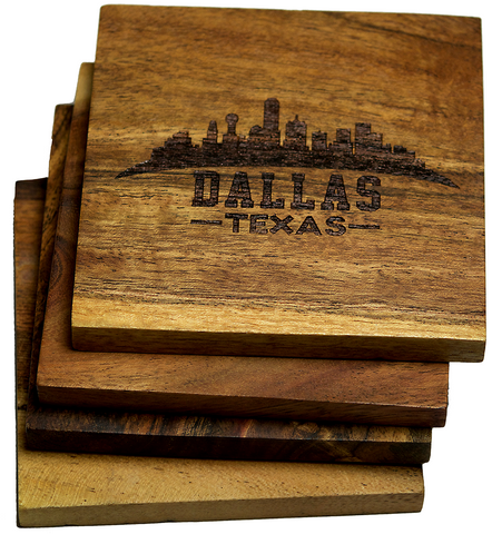 Dallas Texas Skyline Coaster