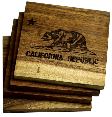 Republic of California Coasters