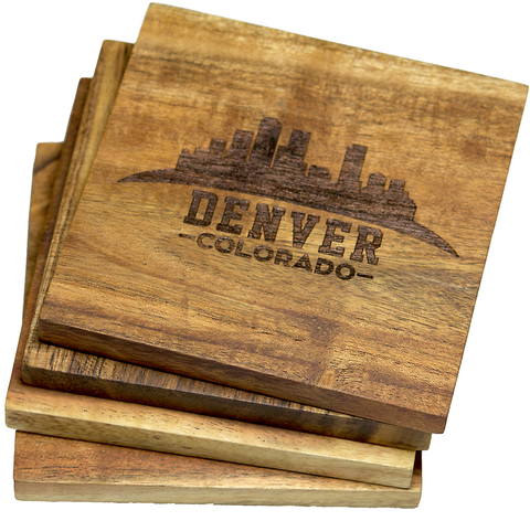 Denver, Colorado Skyline Coasters