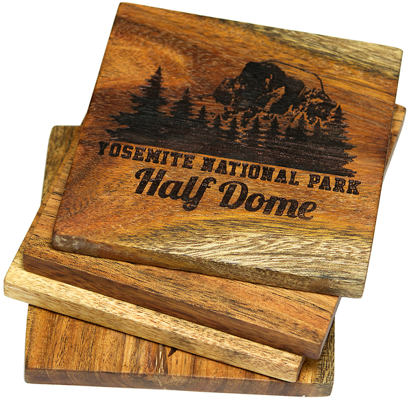 Yosemite Half Dome (National Parks) Coasters
