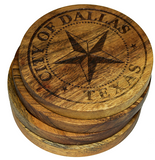 City of Dallas Texas Coaster