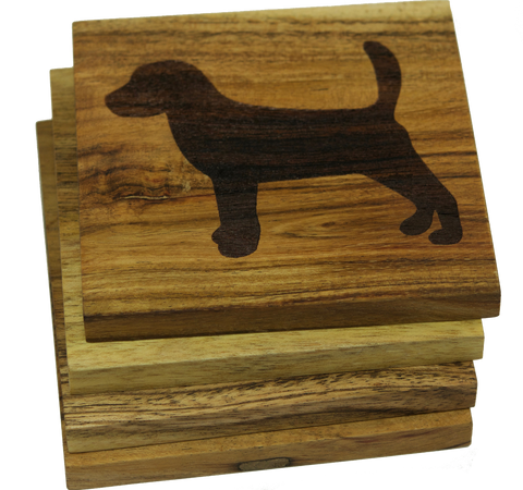 Beagle (Dog) Coasters