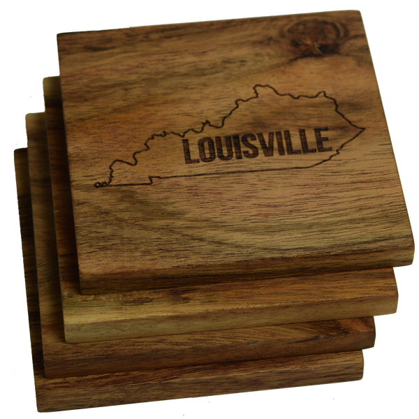 Louisville Kentucky Coasters