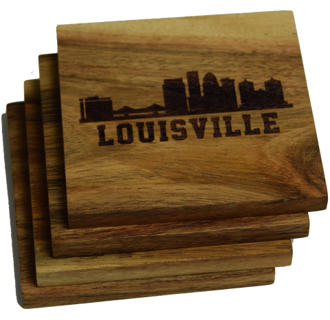 Louisville (Kentucky) Skyline Coasters