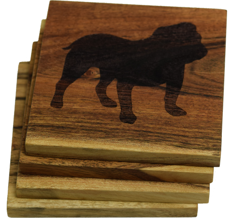 Bulldog (Dog) Coasters