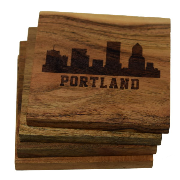 Portland Oregon Skyline Coasters
