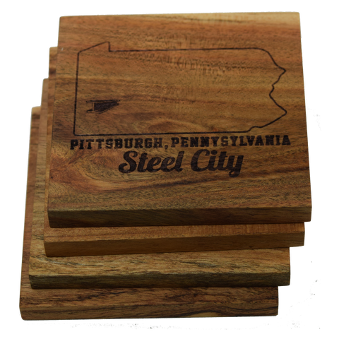 Pittsburgh Pennsylvania Steel City Coasters