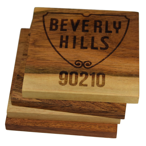 Beverly Hills 90210 Coasters (California)