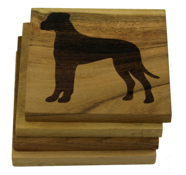 Great Dane (Dog) Coasters