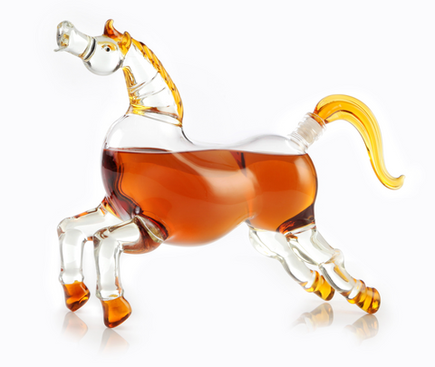 Horse Shaped Decanter - 1000ml Grand Palomino Decanter
