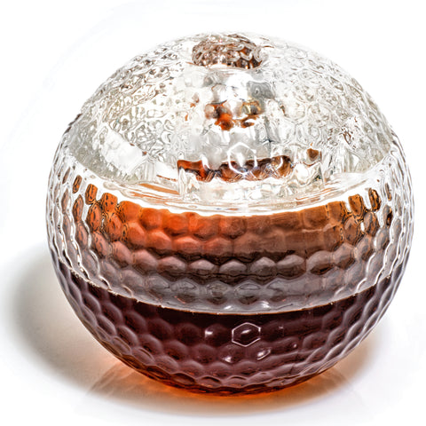 Golf Ball Decanter - Liquor / Wine Decanter - (19th Hole Decanter)