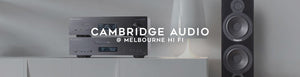 Shop Cambridge Audio online at Melbourne Hi Fi, Australia