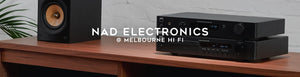 Shop NAD amplifiers and audio systems at Melbourne Hi Fi, Australia