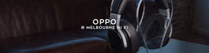 Oppo headphones on sale at Melbourne Hi Fi, Australia