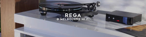Buy rega turntables online at Melbourne Hi Fi Australia