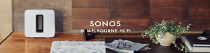 buy Sonos online at Melbourne Hi Fi