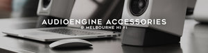 Shop Audioengine speaker stands & adaptors online at Melbourne Hi Fi, Australia