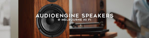 Shop Audioengine powered and passive speakers online at Melbourne Hi Fi, Australia