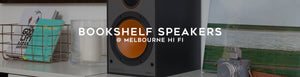 Shop bookshelf speakers online at Melbourne Hi Fi, Australia