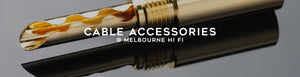 Shop cable accessories online at Melbourne Hi Fi, Australia