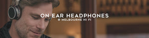On ear headphones at melbourne hi fi australia