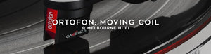 Ortofon: Moving Coil Cartridges