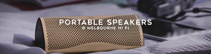 Shop portable speakers at Melbourne Hi Fi, Australia