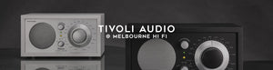tivoli audio radios and speakers at Melbourne Hi Fi Australia