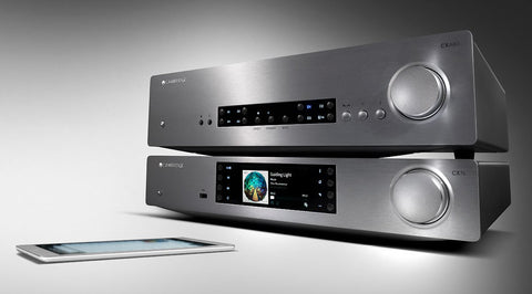 Cambridge Audio CXN v2 Network Streamer - Melbourne Hi Fi