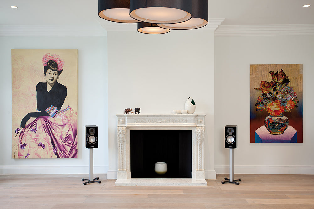 Monitor Audio Gold 100 5G Bookshelf Speakers at Melbourne Hi Fi, Australia