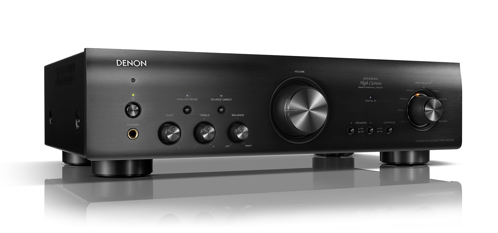 Denon Pma 800ne Stereo Amplifier Melbourne Hi Fi Equalizer Circuit The Integrated Sets New Heights In Premium Audio Performance With Digital Inputs And A Built Phono