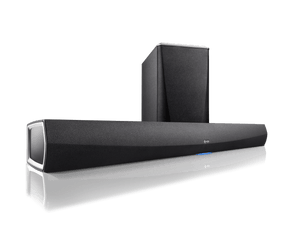 Denon Heos Home Cinema Soundbar and Subwoofer Package