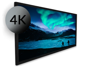 Dragonfly - Ultra Black Fixed ALR Projection Screen