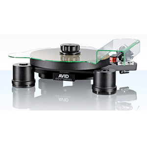 AVID | Diva II SP Turntable | Melbourne Hi Fi