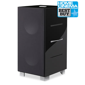 REL 212/SE High Gloss Black | Melbourne Hi Fi | Hawthorn VIC