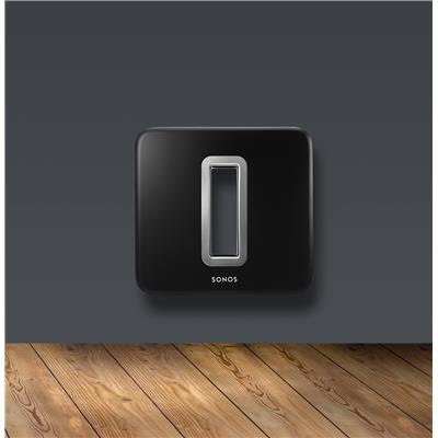 Flexson | Wall Mount for Sonos Sub | Melbourne Hi Fi1