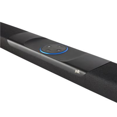 Polk Audio Command Bar The Home Theatre Sound Bar System with Amazon Alexa Built-in