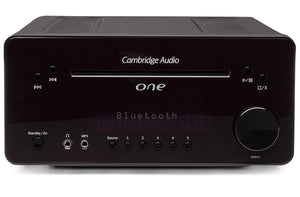 Cambridge Audio One All in One Music System - Black at Melbourne Hi Fi, Australia