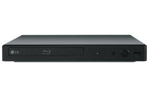 LG BP250 Blu-ray Player - Melbourne Hi Fi