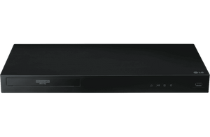 LG UBK80 4K Blu-ray Player - Melbourne Hi Fi