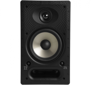 Polk Audio 65-RT Vanishing RT Series In-Wall Rectangular Loudspeaker