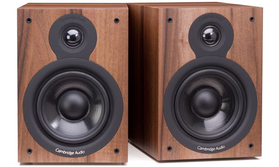 Cambridge Audio SX50 Bookshelf Speaker - Melbourne Hi Fi