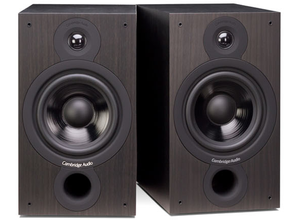 Cambridge Audio SX-60 Bookshelf Speakers - Melbourne Hi Fi