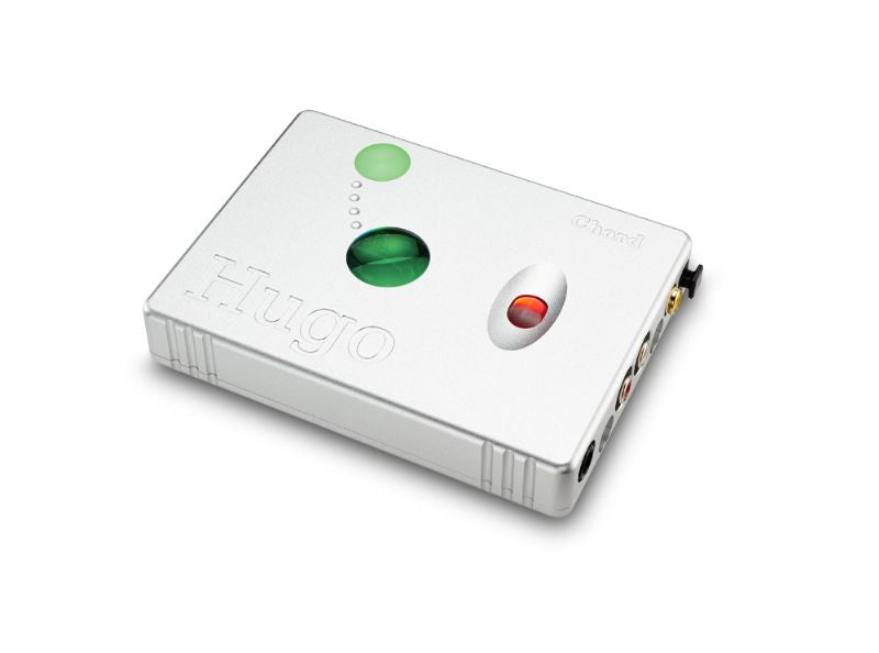 Chord Electronics Hugo Mobile DAC Headphone Amplifier | Melbourne Hi Fi | Hawthorn VIC