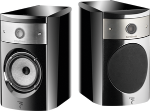 Focal Electra 1008 Be Bookshelf Speakers - Gloss Black