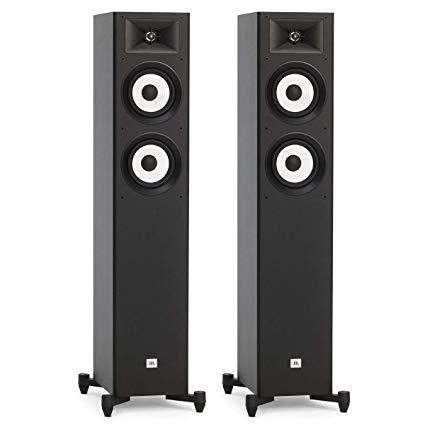 JBL Stage Two 5.1 Home Theatre Speaker Pack - Melbourne Hi Fi Australia